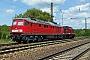 "LTS 0451 - EBS ""232 239-4"" 20.05.2016 - Naumburg (Saale) Erfurter Bahnservice GmbH"