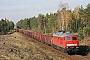 "LTS 0452 - Railion ""232 238-6"" 31.10.2008 - bei Knappenrode Morgner Mario"
