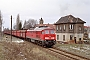 """LTS 0452 - Railion """"232 238-6"""" 12.02.2004 - Meuselwitz V300-Spezialist"""