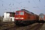 """LTS 0453 - DB Cargo """"232 240-2"""" 27.03.2003 - Böhlen (bei Leipzig)Werner Brutzer"""