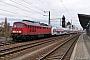 """LTS 0453 - DB Schenker """"232 240-2"""" 12.11.2015 - Dresden-MitteSteffen Kliemann"""