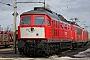 """LTS 0454 - DB Schenker """"232 241-0"""" 27.02.2010 - Seddin, BahnbetriebswerkIngo Wlodasch"""