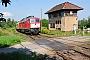 """LTS 0454 - DB Schenker """"232 241-0"""" 10.08.2010 - MeuselwitzTorsten Barth"""