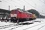 """LTS 0454 - Railion """"232 241-0"""" 10.01.2009 - Hagen, HauptbahnhofJens Grünebaum"""