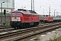 """LTS 0454 - DB Schenker """"232 241-0"""" 07.10.2015 - Waren (Müritz)Michael Uhren"""