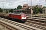 "LTS 0454 - DB Cargo ""232 241-0"" 09.08.2016 - Waren (Müritz)Michael Uhren"