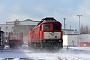"""LTS 0454 - DB Cargo """"232 241-0"""" 17.03.2018 - Rostock, SeehafenPeter Wegner"""