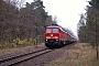 "LTS 0455 - DB Cargo ""234 242-6"" 08.11.2008 - bei Strausberg Rudi Lautenbach"