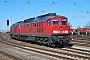 """LTS 0457 - DB Schenker """"232 245-1"""" 19.03.2009 - Rostock-SeehafenChristian Graetz"""