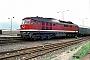 """LTS 0457 - DR """"132 245-2"""" 09.06.1985 - Stralsund, HauptbahnhofMichael Uhren"""