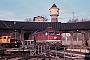 """LTS 0457 - DR """"132 245-2"""" 03.04.1989 - Neustrelitz, BetriebswerkMichael Uhren"""
