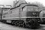 "LTS 0045 - DR ""130 041-7"" 21.04.1990 - Wustermark, BahnbetriebswerkArchiv Tobias Kußmann"