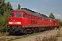 """LTS 0465 - Railion """"232 252-7"""" 13.09.2005 - Hoyerswerda V300-Spezialist"""