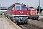 "LTS 0465 - DB AG ""232 252-7"" 28.08.1997 - Dessau, HauptbahnhofArchiv Ingo Wlodasch"