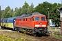"""LTS 0465 - Railion """"232 252-7"""" 29.08.2005 - NieskyTorsten Frahn"""
