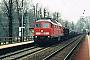 "LTS 0465 - DB Cargo ""232 252-7"" 16.03.2002 - Jena ParadiesJakob Fischer"