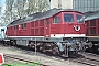 "LTS 0465 - DB AG ""232 252-7"" 10.05.1997 - Hoyerswerda, BetriebswerkNorbert Schmitz"