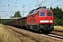 "LTS 0465 - DB Schenker ""232 252-7"" 29.06.2010 - Nuthetal-SaarmundNorman Gottberg"