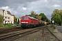 """LTS 0465 - DB Schenker """"232 252-7"""" 14.10.2009 - StrausbergHeiko Müller"""