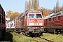 "LTS 0466 - Railion ""232 253-5"" 31.10.2010 - Saalfeld (Saale)Frank Weimer"