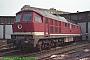 "LTS 0466 - DB AG ""232 253-5"" 03.05.1997 - Halle (Saale), Betriebswerk GNorbert Schmitz"
