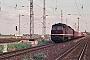 "LTS 0466 - DR ""132 253-6"" 10.07.1989 - Rostock-Seehafen SüdMichael Uhren"