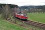 """LTS 0467 - DB Schenker """"232 254-3"""" 21.04.2012 - RebersreuthMarcel Grauke"""