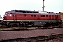 """LTS 0467 - DR """"132 254-4"""" 09.05.1991 - MagdeburgWerner Brutzer"""