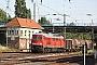 """LTS 0467 - DB Schenker """"232 254-3"""" 22.07.2013 - Magdeburg-RothenseeThomas Wohlfarth"""