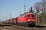 """LTS 0467 - DB Schenker """"232 254-3"""" 12.03.2015 - Ratingen-LintorfIngmar Weidig"""
