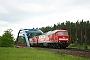 """LTS 0467 - Railion """"232 254-3"""" 25.05.2006 - Neunkirchen a.S.Peter Wegner"""