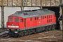 """LTS 0467 - Railion """"232 254-3"""" 31.10.2006 - Halle (Saale)Dirk Einsiedel"""