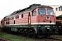 """LTS 0469 - DB AG """"232 255-0"""" 16.01.1999 - Cottbus, AusbesserungswerkSylvio Scholz"""
