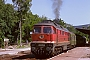 "LTS 0469 - DR ""232 255-0"" 27.06.1992 - Zella-MehlisGünter Tscharn"