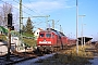 "LTS 0469 - DB Schenker ""232 255-0"" 13.12.2013 - GößnitzPeter Wegner"