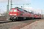 """LTS 0469 - Railion """"232 255-0"""" 19.02.2006 - Halle (Saale), GüterbahnhofDirk Einsiedel"""