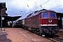 """LTS 0470 - DB AG """"232 256-8"""" 04.06.1996 - ArnstadtVolker Thalhäuser"""