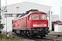 """LTS 0476 - Railion """"232 262-6"""" 09.08.2008 - Magdeburg-Rothensee, BahnbetriebswerkIngo Wlodasch"""
