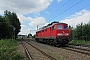 """LTS 0476 - DB Schenker """"232 262-6"""" 31.07.2015 - Chemnitz-EbersdorfLeonard Führig"""