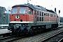 """LTS 0477 - DR """"232 264-2"""" 28.11.1992 - Erfurt, HauptbahnhofErnst Lauer"""