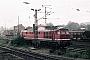 """LTS 0477 - DR """"132 264-3"""" 23.06.1987 - Bad KleinenMichael Uhren"""