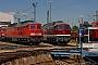 """LTS 0479 - Railion """"232 265-9"""" 27.07.2008 - Magdeburg-Rothensee, BetriebswerkVolker Thalhäuser"""
