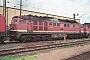 """LTS 0483 - DB AG """"232 268-3"""" 24.05.1997 - Magdeburg, Betriebswerk HauptbahnhofNorbert Schmitz"""
