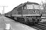 """LTS 0484 - DR """"132 272-6"""" __.04.1991 - Grunow (Niederlausitz)Ralf Brauner"""