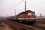 "LTS 0484 - DR ""132 272-6"" 18.03.1991 - Dresden-NeustadtWerner Brutzer"