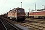"""LTS 0484 - DR """"232 272-5"""" 09.04.1992 - CottbusWerner Brutzer"""