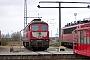 "LTS 0484 - DB Cargo ""232 272-5"" 18.04.2003 - Rostock-Seehafen, BetriebswerkPeter Wegner"