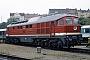 "LTS 0489 - DR ""132 276-7"" 30.09.1990 - Kiel, Bahnbetriebswerk (DB)Tomke Scheel"