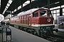 "LTS 0489 - DR ""132 276-7"" __.10.1990 - Kiel, HauptbahnhofRolf Alberts"