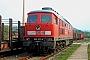 """LTS 0490 - Railion """"232 277-4"""" 25.04.2007 - Saalfeld (Saale), BetriebswerkStephan Möckel"""